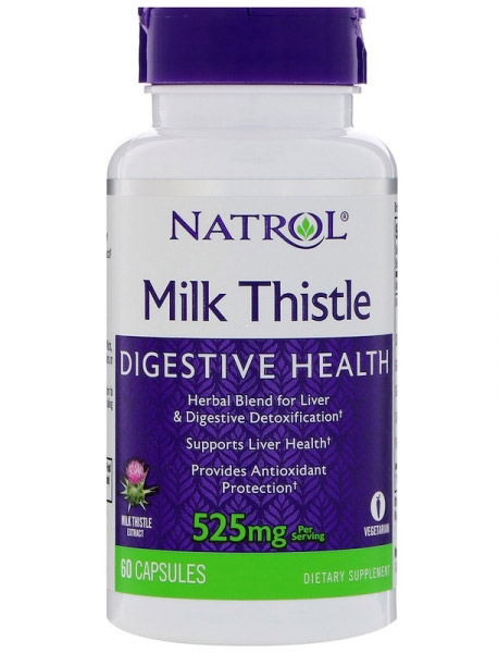 Milk Thistle Natrol (60 вег кап)