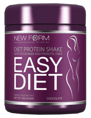 New Form Easy Diet SCITEC NUTRITION (450 гр)