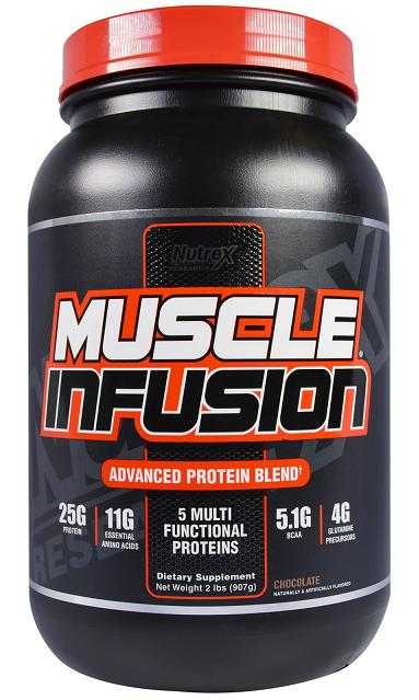 Muscle Infusion Nutrex (908 гр)