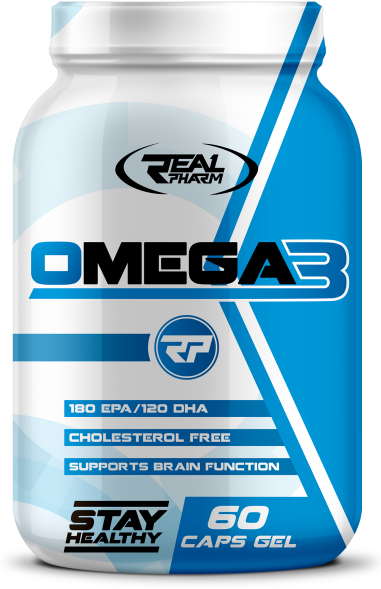 Omega 3 Real Pharm (60 tab)(EXP 05/2019)