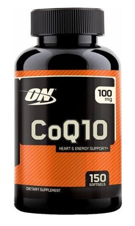 CoQ-10 100 mg Optimum Nutrition (150 softgels)