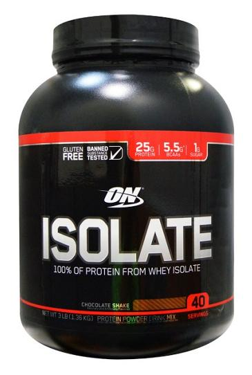 Isolate GF Optimum Nutrition (1360 гр)