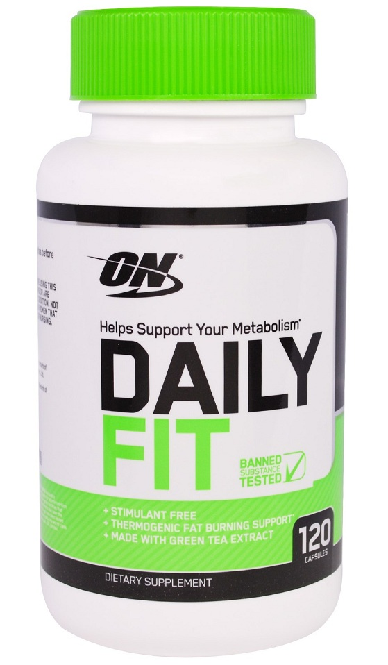 Daily Fit Optimum Nutrition (120 кап)(годен до 02/2019)