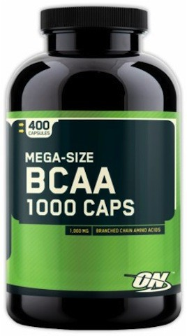 BCAA 1000 Optimum Nutrition (400 cap)