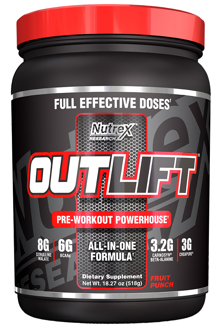 Outlift Nutrex (508-518 гр)