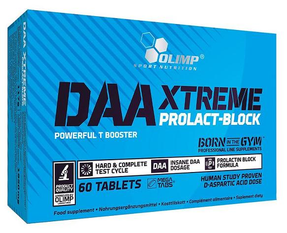 DAA Xtreme Prolact-Block Olimp (60 таб)