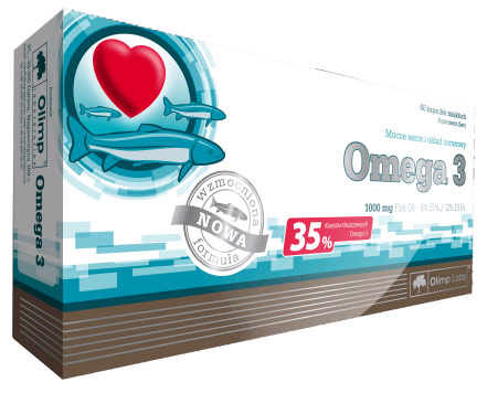 Omega-3 1000 mg Olimp (60 cap)