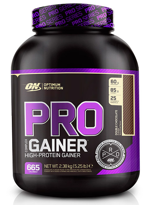 Pro Complex Gainer Optimum Nutrition (2,22 kg)