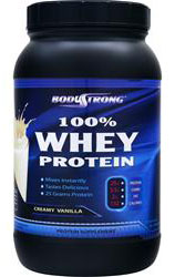 100% Whey Protein BodyStrong (908 гр)