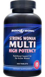 Strong Woman Multi - High Potency (360 таб)