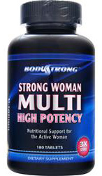Strong Woman Multi - High Potency (180 таб)