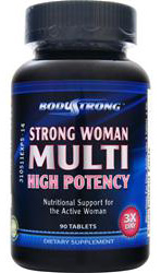 Strong Woman Multi - High Potency (90 таб)