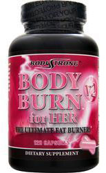 Body Burn for Her V2 - The Ultimate Fat Burner (120 cap)