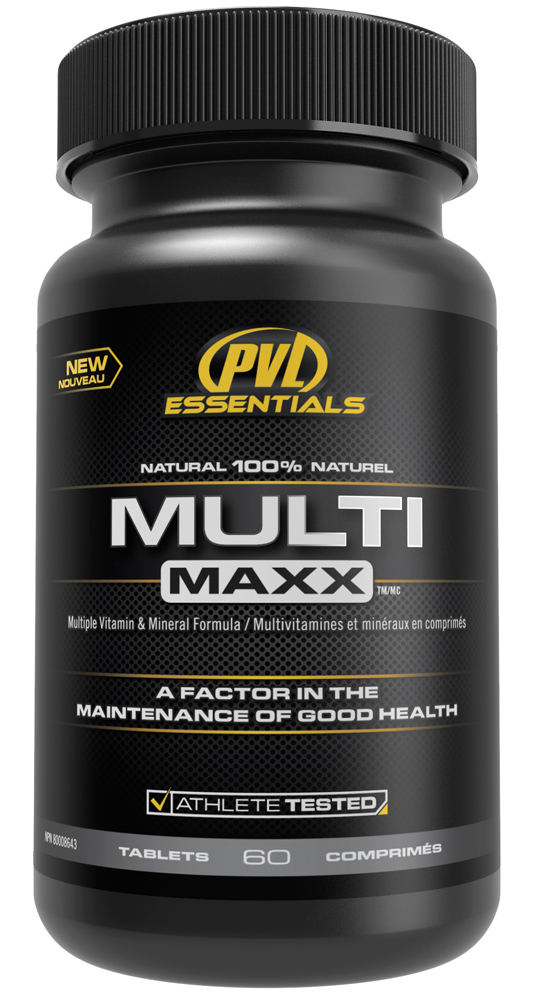 Multi Maxx PVL Essentials (60 таб)