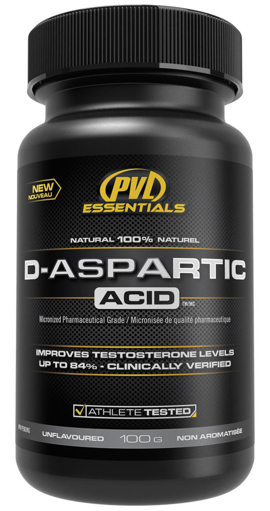 D-Aspartic Acid Essentials (130 гр)