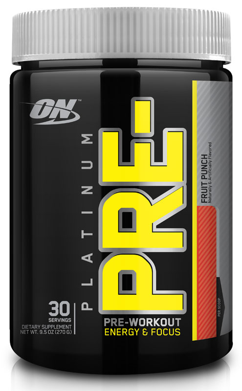 Platinum Pre Optimum Nutrition (240 гр)