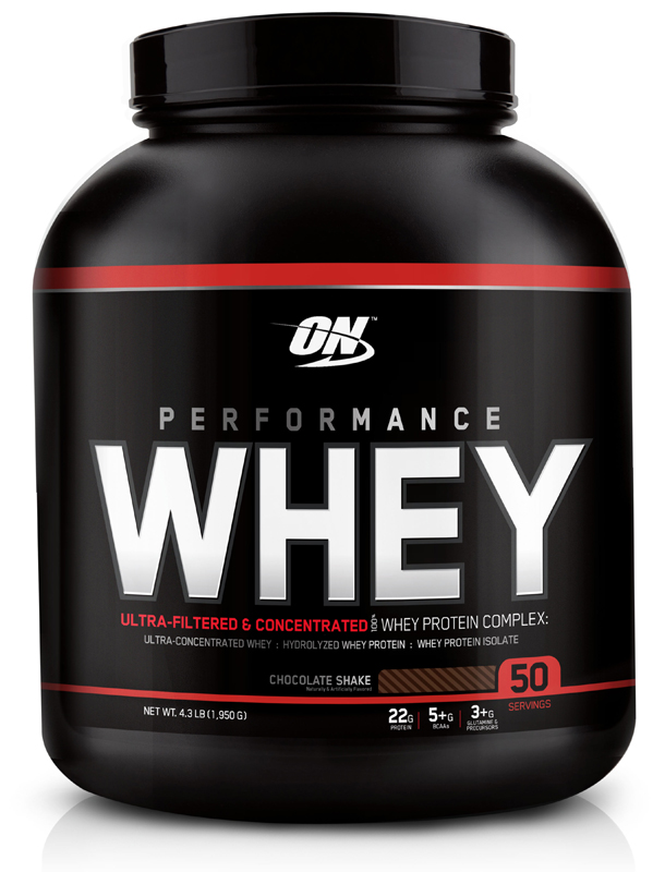 Performance Whey Optimum Nutrition (1950 гр)