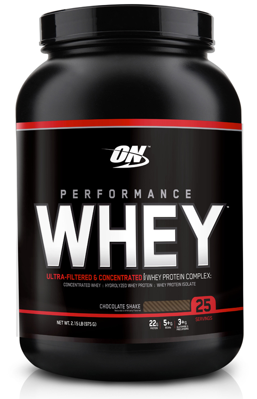 Performance Whey Optimum Nutrition (950-975 гр)