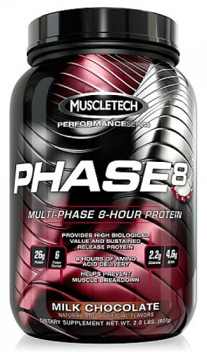 Phase 8 Performance Series MuscleTech (908 gr)