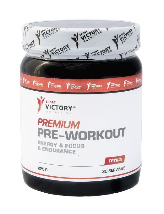 Premium Pre-Workout Sport Victory Nutrition (225 гр)