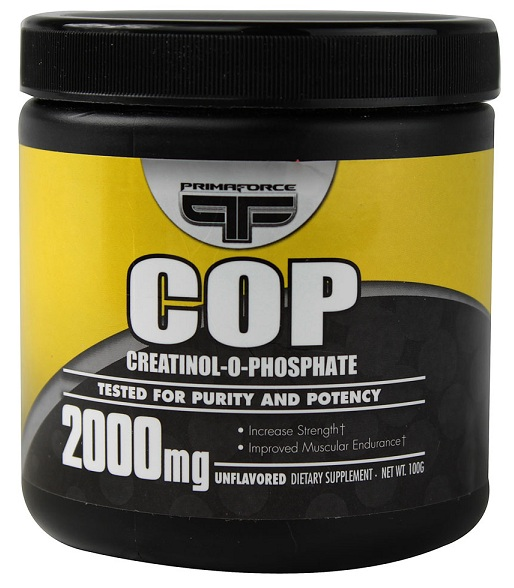 COP (Creatinol-O-Phosphate) PrimaFORCE (100 gr)
