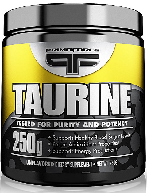Taurine Powder PrimaFORCE (250 гр)