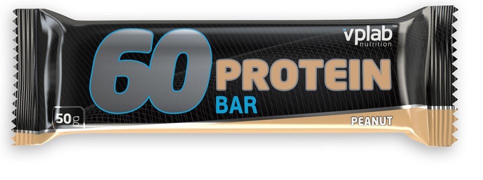 60% Protein bar VPLab Nutrition (50 гр)