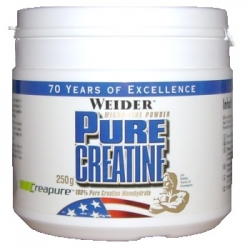 Pure Creatine Weider (250 gr)(EXP 05/2018)