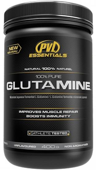 100% Pure Glutamine PVL Essentials (400 гр)