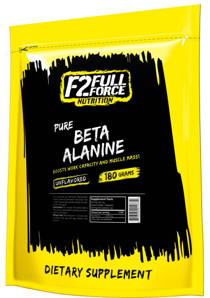 Pure Beta Alanine F2 Full Force Nutrition (180 гр)