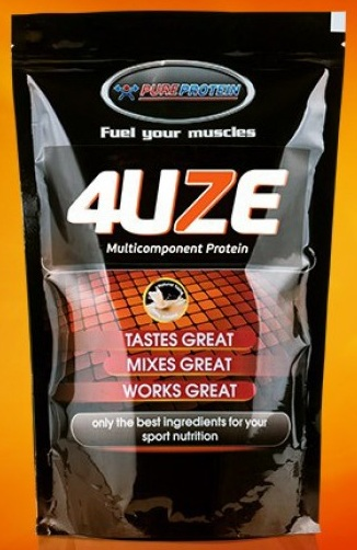 FUZE MultiComponent Protein (1000 gr)