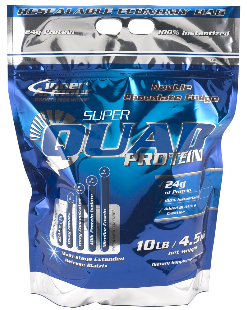 Super Quad Protein Inner Armour (4,5 kg)