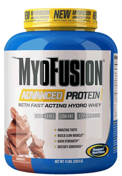 MyoFusion Advanced Protein Gaspari Nutrition (1800 гр)