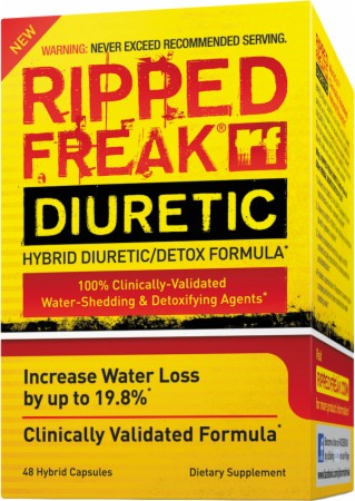 RIPPED FREAK DIURETIC (48 кап)