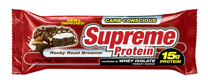 Supreme Protein Carb Conscious Bar (50 gr)
