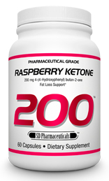 RASPBERRY KETONE 200 SD Pharmaceuticals (60 кап)