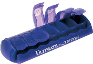 Кейс для капсул (Pill Case) Ultimate Nutrition