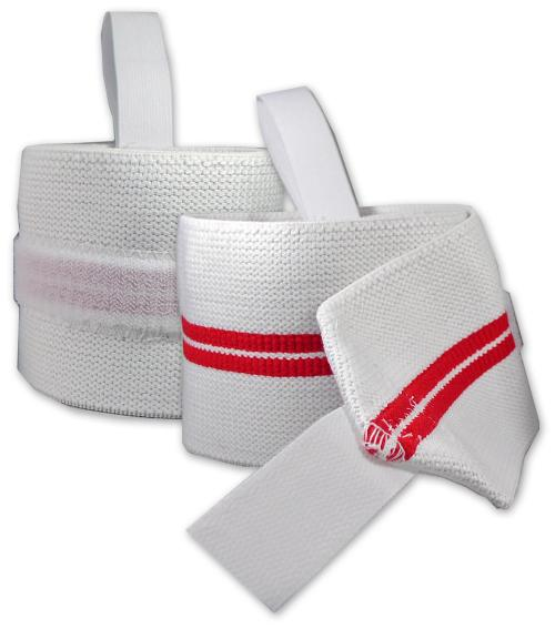 "TITAN Red Devil Wrist Wraps 12"" (Std)"