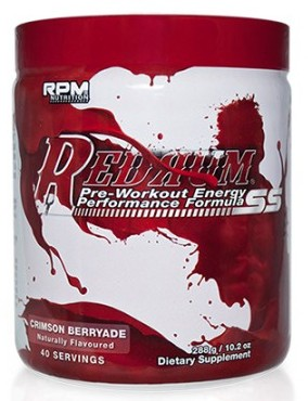 Red Rum SS RPM Nutrition (288 гр)