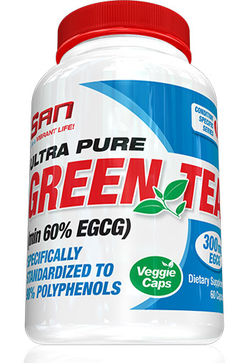 Ultra Pure Green Tea SAN (60 caps)(EXP 07/2019)
