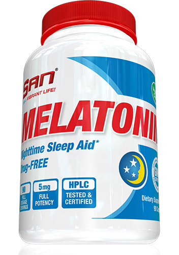 Melatonin SAN (90 кап)