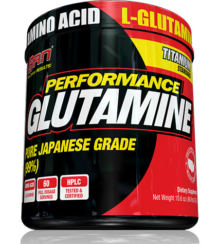 Performance Glutamine SAN (300 гр)