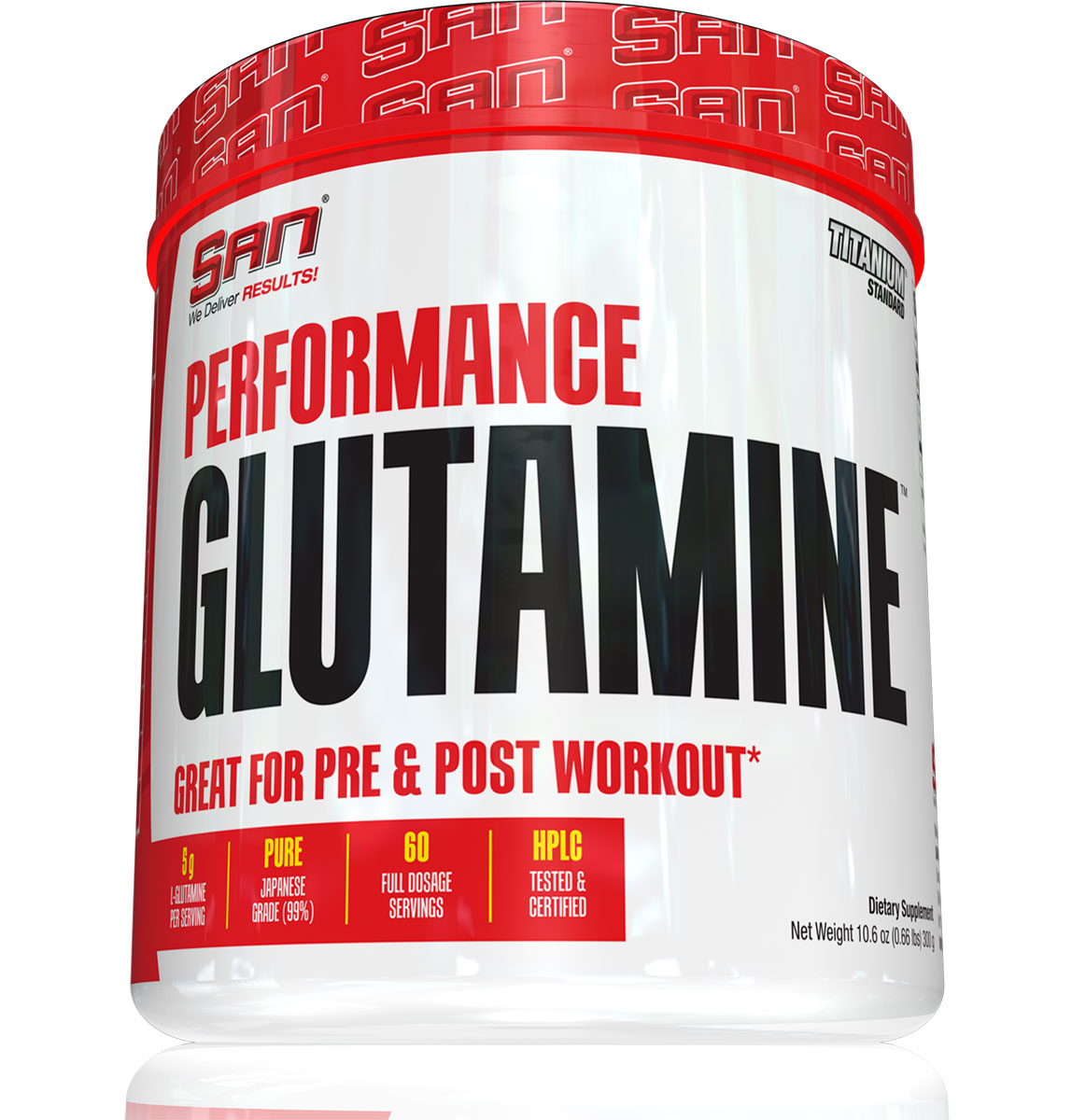 Performance Glutamine SAN (300 gr)