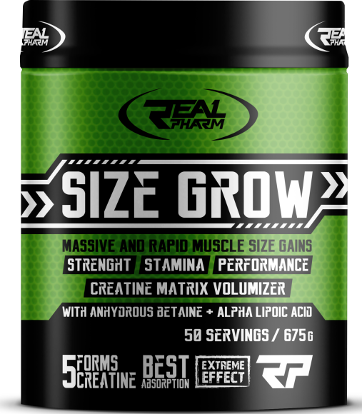 Size Grow Real Pharm (675 гр)