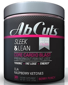 Ab Cuts Sleek & Lean Core Cardio Blast (252 гр)