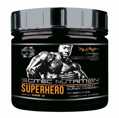 SUPERHERO SCITEC NUTRITION (285 гр)
