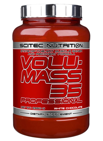 VOLUMASS 35 PROFESSIONAL SCITEC NUTRITION (2950 гр)