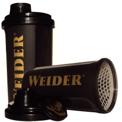 Shaker Weider Black (700 ml)