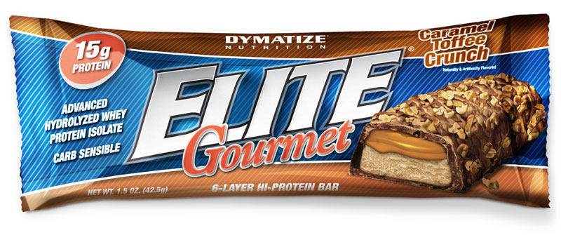 Elite Gourmet Protein Bar (42,5 gr)