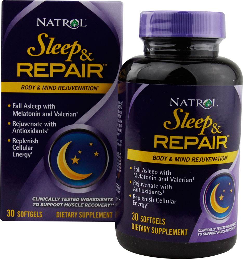 Sleep and Repair Natrol (30 softgels)
